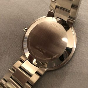 Movado Accessories - AUTHENTIC MOVADO WATCH